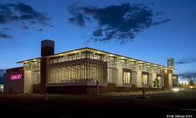 ABQ's Central & Unser Library wins Architecture Award